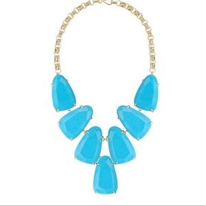 Kendra Scott Harlow Necklace | turquoise